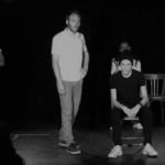 comment se déroule un cours de théâtre et un cours d'essai sur scène