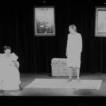 Répétition avant spectacle du cours de théâtre avancé