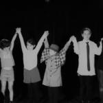 Salut du spectacle des cours de théâtre enfants, compagnie lizart