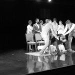 scène de théâtre effondrement