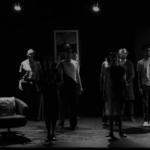 Spectacle de fin d'année des cours de théâtre à Paris Lizart