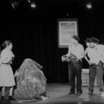 Troupe de théâtre Lizart, spectacle de fin d'année