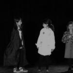 répétition du spectacle des cours de théâtre à Paris enfants