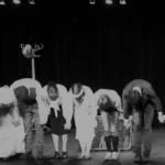 salut des spectacles de fin d'année des cours de théâtre à paris Lizart